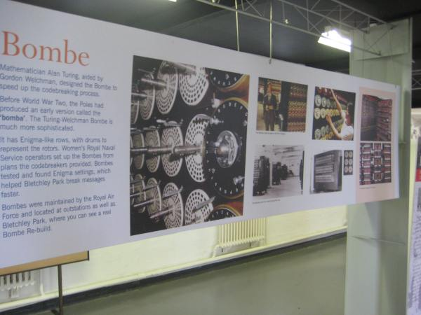 The Bombe Poster