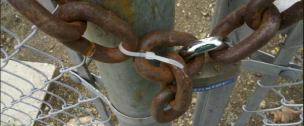 Security is as strong as its weakest link
